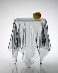 Illusion Side Table
