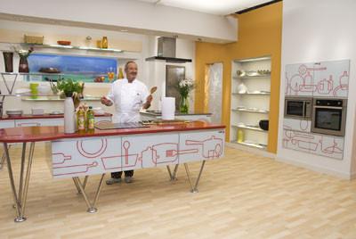 Karlos Arguiñano estrena cocina y temporada
