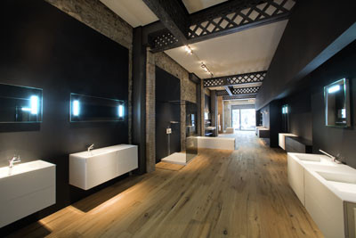 Showroom de Cosmic en Barcelona