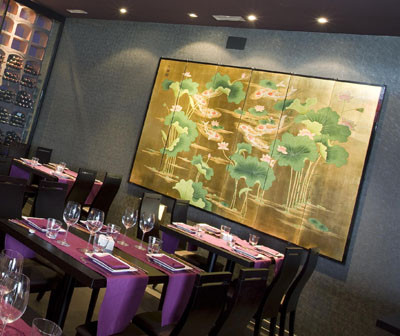 Restaurante Asian Lounge