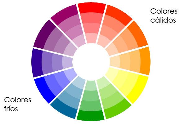 Colores fríos y colores cálidos