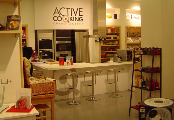 Cooking The Kitchen Company Barcelona