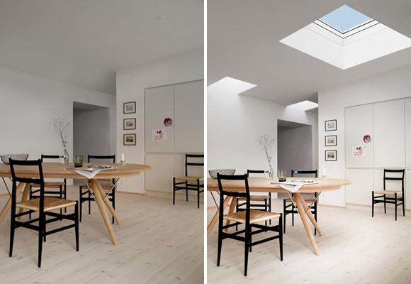 Nueva ventana para cubierta plana Velux