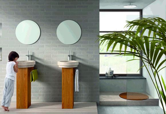 Bañeras y duchas, de The Bathco