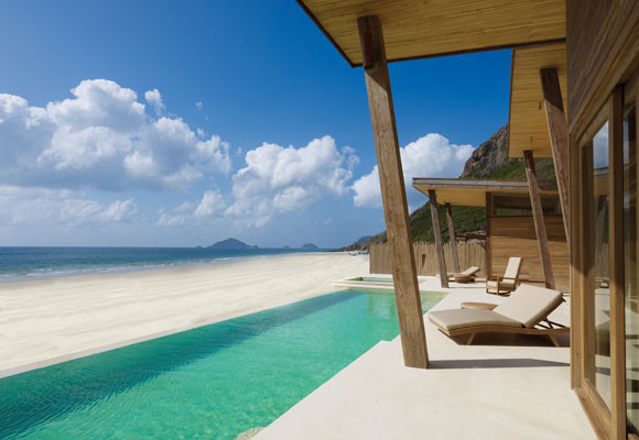 Hotel Resort Six Senses Con Dao