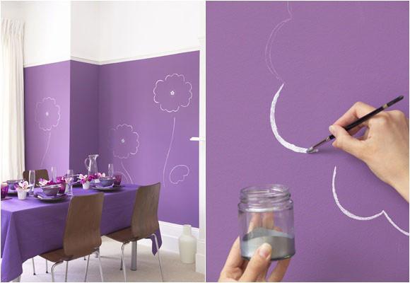 Imagen Ideas para decorar paredes a la mo