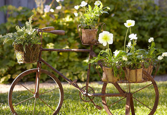 Jardín con flores - BLOG TOTPINT | Portal de Decoracion y Pinturas