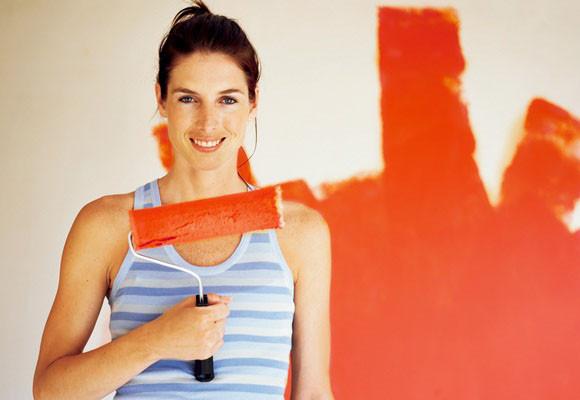 Pinturas ecológicas para renovar la casa