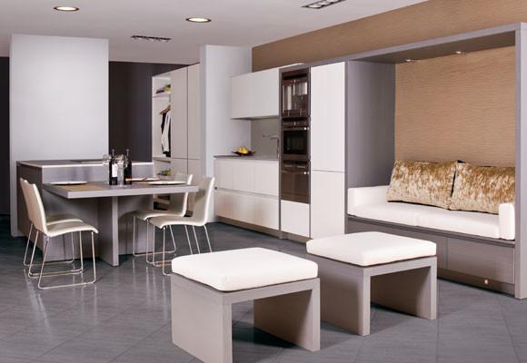Imagen Cocina-estar.plancha y sala de baÃ