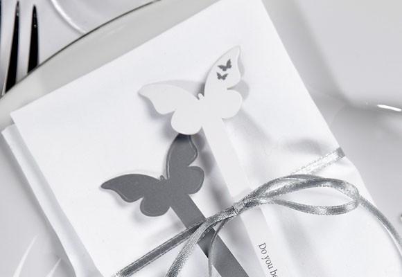 Mariposas para decorar tu evento