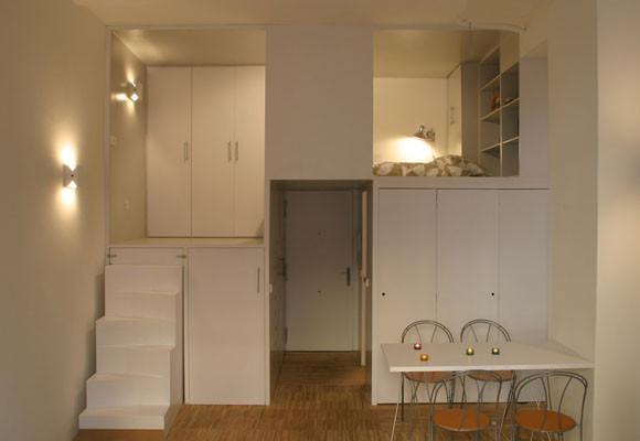Imagen Un mini-piso perfectamente equipado