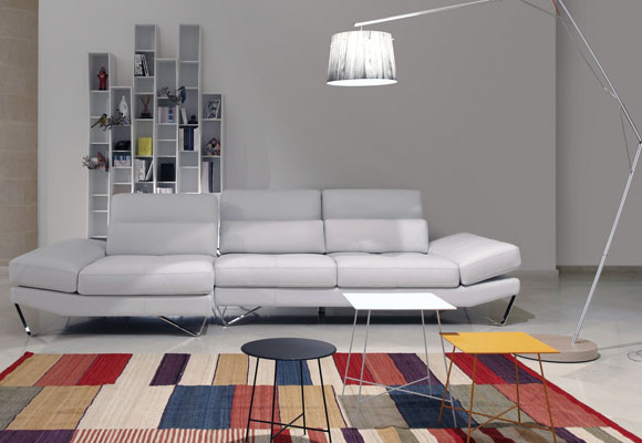 Sofa Evan, de Calia Italia