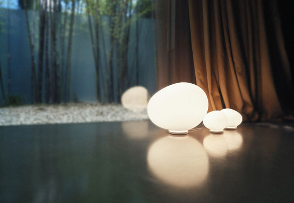 Foscarini para outdoors