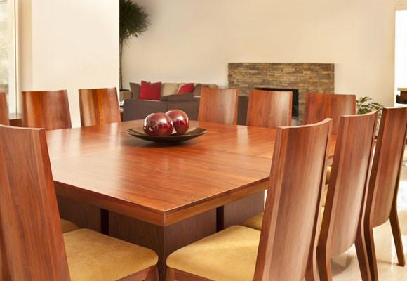 Consejos para guardar muebles de madera