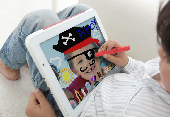 Superpaquito, la tablet de Imaginarium