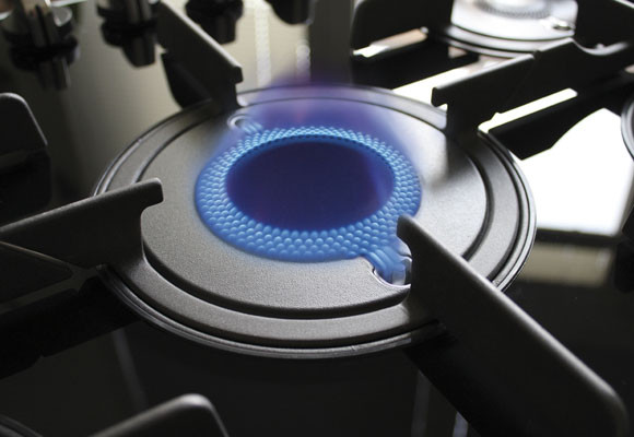 Encimeras de gas Hotpoint con tecnología Direct Flame