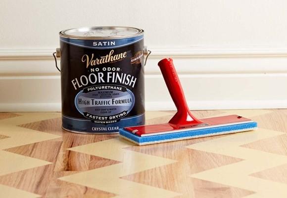 Imagen Pintar los suelos de casa decor