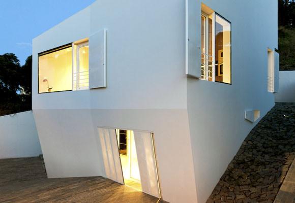 Una vivienda en Vallvidrera