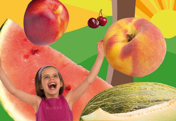 Lavar y almacenar fruta y verdura