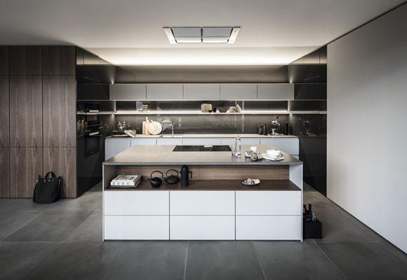 Una cocina funcional y acogedora