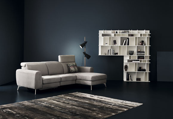Sofá Madison, de BoConcept