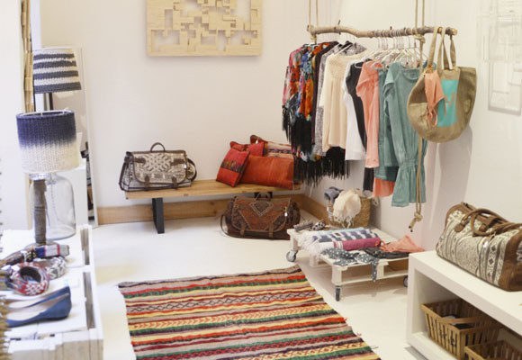 El mercado de la vida, showroom