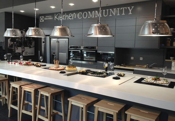 Cursos de cocina con Kitchen Community