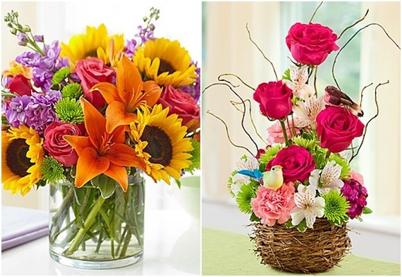 Hacer arreglos de flores para casa como un profesional