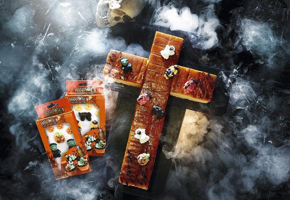 Regalos y dulces de Halloween