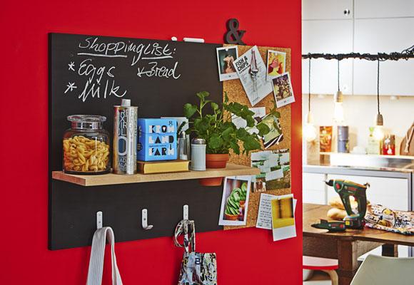 Fabrica un organizador para tu cocina