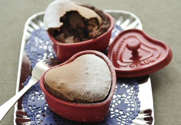 Desayunos de San valentín con mucho corazón