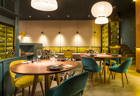 Restaurante Soy Kitchen, en Madrid