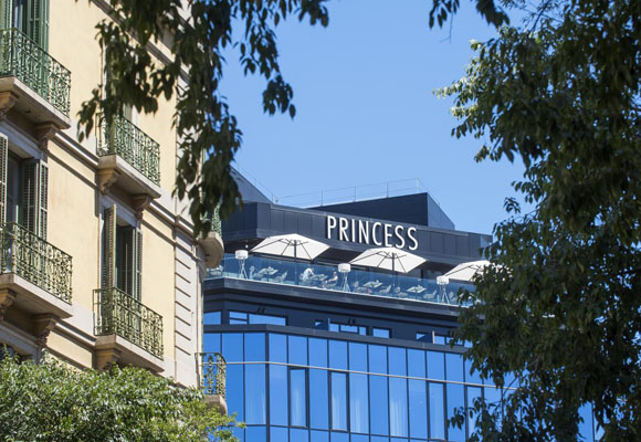 Hotel Negresco Princess Barcelona